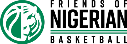 Friends of Nigerian Basketball Logo