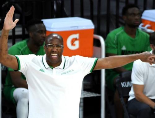 He's coached LeBron, Kobe and Steph. Next up: Team Nigeria.