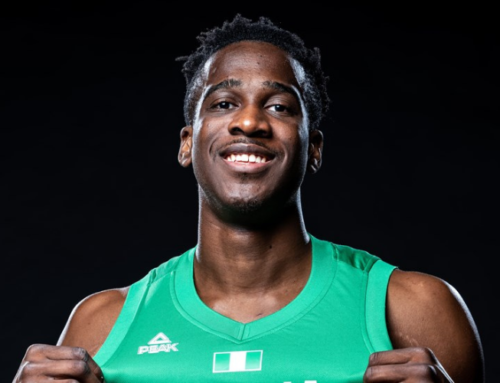 Miye Oni's rising talent helping D'Tigers lift Nigeria's Olympic hoops hopes
